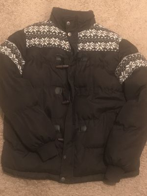 Black winter coat for Sale in Cleveland, OH