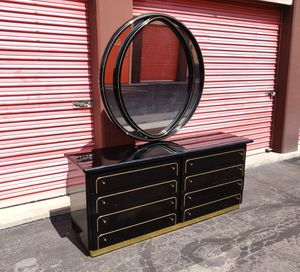 Vintage Mid Century Lacquered Glossy Retro Dresser by Lane for Sale in Los Angeles, CA