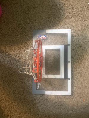 Mini basketball hoop for Sale in Shawnee, KS