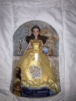 Beauty and the Beast Belle singing doll for Sale in Pasco, WA