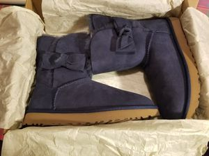 Brand new navy blue womens Ugg size 9 Brand new for Sale in Silver Spring, MD
