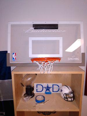 Budweiser Basketball Hoop for Sale in Pflugerville, TX