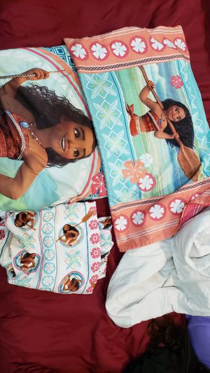 Moana Toddler Bed Set for Sale in Lincoln Acres, CA