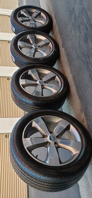 Wheels 20 5 lugs Jeep Cherokee for Sale in South Gate, CA