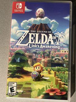 Zelda Links Awakening Nintendo Switch for Sale in El Paso,  TX