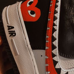 Customized airforce 1 high top for sale for Sale in Bailey's Crossroads, VA