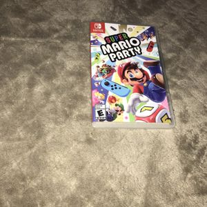 Mario Party Nintendo Switch for Sale in Phoenix, AZ