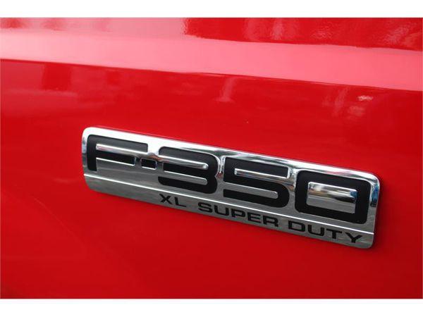 2006 Ford Super Duty F-350 DRW POWERSTROKE DIESEL DUMP TRUCK ONLY 10,942 MILES !!