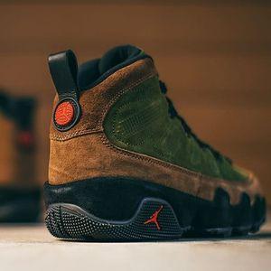 Men Retro Jordan 9 NRG Boot for Sale in Queens, NY