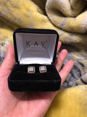 Kay Jewelers Stud earrings for Sale for sale  Euharlee, GA