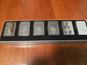 Zippo wild west limitted edition perfect gift for Sale in Cupertino, CA