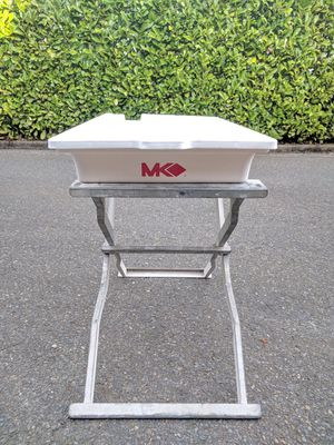 MK Tile Saw Stand and Tub for Sale in Tacoma, WA