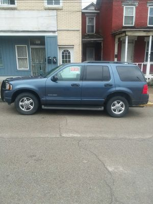 2004 Ford Explorer third row seat new tires inspected till November good running suv 160000 MI also has a sound system two 12in speakers for Sale in McKeesport, PA
