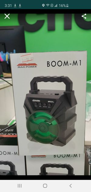 Portable Speaker for Sale in Quincy, IL