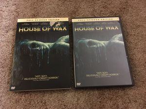 House of Wax. DVD for Sale in Harrisonburg, VA