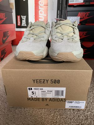 Adidas Yeezy 500 Stone Size 5.5 for Sale in Fairfax, VA