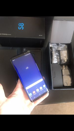 Samsung Galaxy s8. Brand new never used. Factory unlocked! On sale!! for Sale in Phoenix, AZ