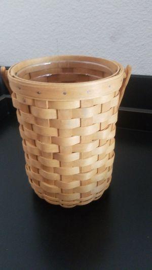 Longaberger basket for Sale in Carlsbad, CA