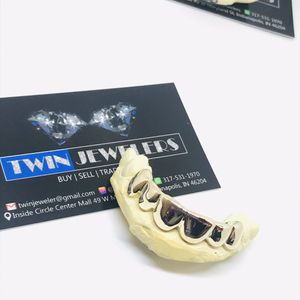 5kt, 10Kt , 14kt Gold grillz available on special quarantine sale for Sale in Indianapolis, IN