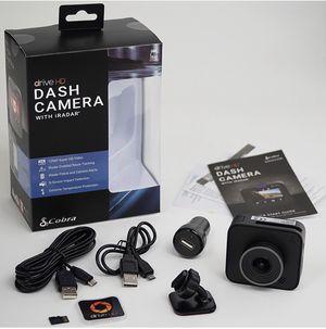 Cobra - Drive HD Dash Cam with iRadar - Black for Sale in Hollywood, FL