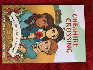 New Cheshire Crossing by Andy Weir Graphic Novel for Sale in Cooper City, FL