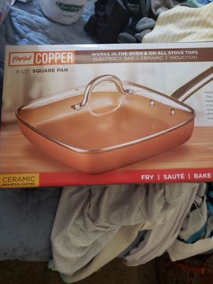 Copper Frying pan for Sale in Palmdale, CA