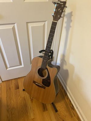 Yamaha Acoustic Electric Guitar for Sale in Fairfield, CT