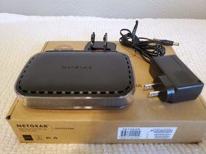 NETGEAR modem. Suddenlink approved. for Sale in Bryan, TX