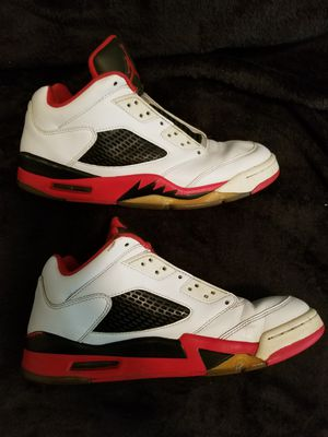 Jordan 5 Fire Red Sz 9 for Sale in Columbus, OH