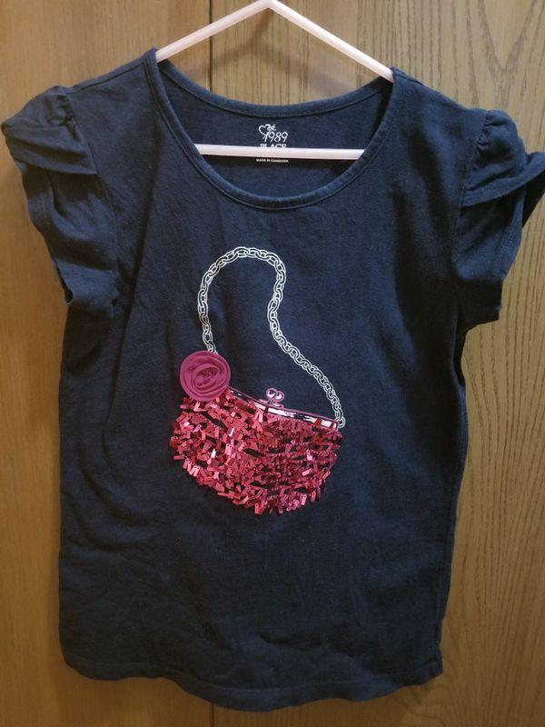 Girls Childrens Place Brand Shirt. Size 10/12.