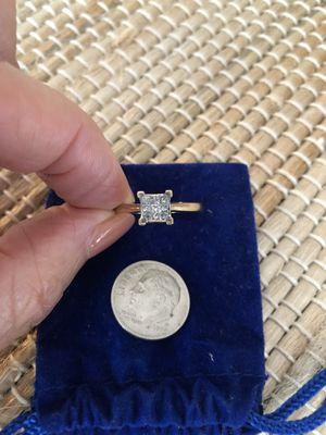 Woman's Size 6 Diamond Ring for Sale in Marietta, GA