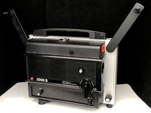 GAF 2000 S super8 projector for Sale in Seattle, WA
