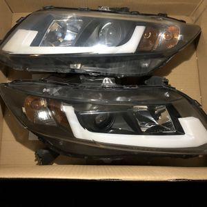 SPYDER Black LED DRL Bar Projector Headlights for Sale in Santa Ana, CA