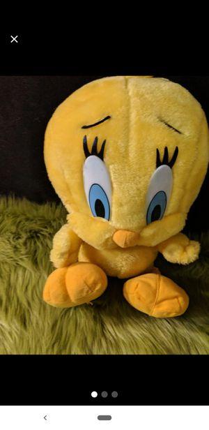 """Tweety stuffed animal 14"""" for Sale in Tacoma, WA"""