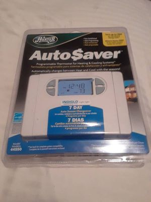 Ac and heating thermostat programable new $20 for Sale in Hialeah, FL