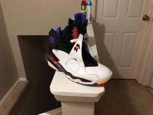 """Jordan Retro 8 """"Three Peat"""" for Sale in Alexandria, VA"""
