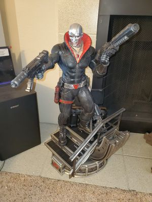 Destro Sideshow Collectibles Premium Format Statue for Sale in Auburn, WA