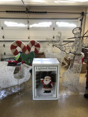 Christmas decorations (Outdoor/Indoor) for Sale in Brea, CA