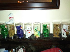 Beanie babies for sale first editions 1990 for Sale in Norwalk, CA