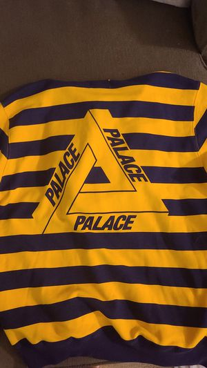 Palace Striped Zip Hoodie for Sale in Oshkosh, WI