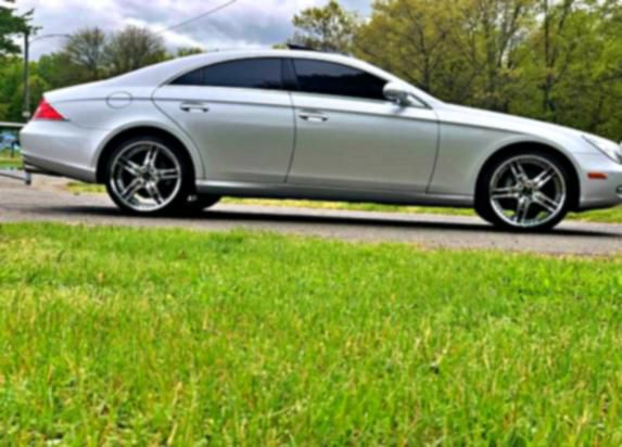 _2006 Mercedes-Benz CLS 5.0L 500 WHAT YOU SEE IS THE ACTUAL PRICE!!
