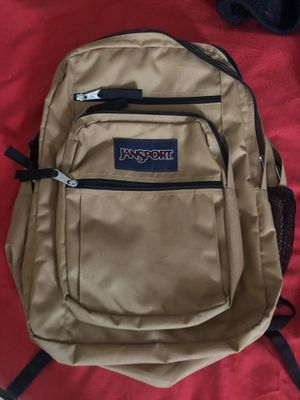 JanSport Big Student Backpack - Field Tan for Sale in Lebanon, PA
