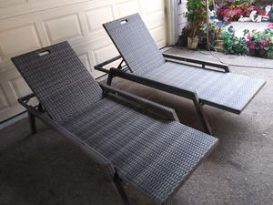 Outdoor patio furniture set for Sale in Simi Valley, CA