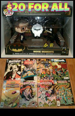 Funko and comics for Sale in San Antonio, TX