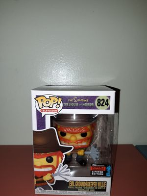 Funko Pop: Evil Groundskeeper Willie for Sale in E RNCHO DMNGZ, CA