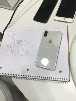 iPhone X for Sale in Hazelwood, MO