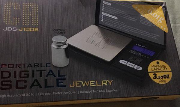 Portable Digital Scale