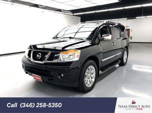 2015 Nissan Armada for Sale in Stafford, TX