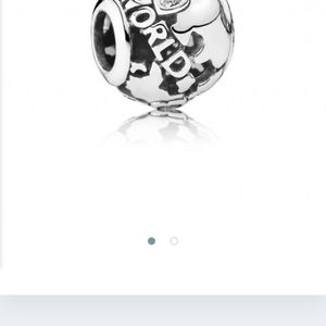 Pandora Around The World Charm for Sale in Bolingbrook, IL