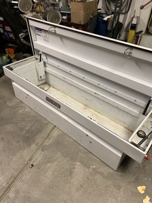 Weather guard full size truck tool box for Sale in Las Vegas, NV